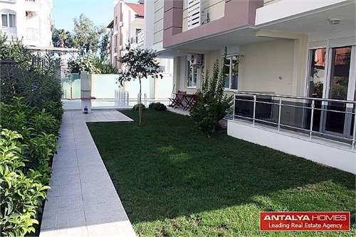 # 8293719 - £73,186 - 1 Bed Beach House, Antalya, Antalya Province, Turkey