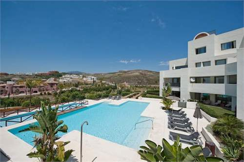 # 8454146 - £373,472 - 2 Bed Flat, Benahavis, Malaga, Andalucia, Spain