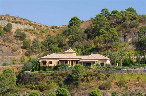 # 8470093 - £2,791,600 - 4 Bed Villa, Benahavis, Malaga, Andalucia, Spain
