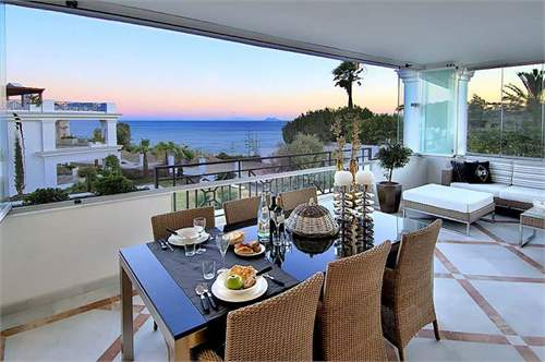 # 8701358 - From £516,620 to £933,890 - 1 Bed New Development, Estepona, Malaga, Andalucia, Spain
