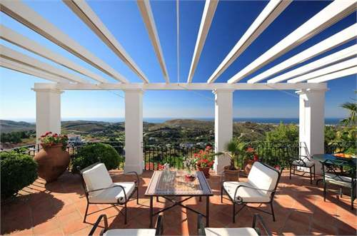 # 8996508 - £2,332,270 - 5 Bed Villa, Benahavis, Malaga, Andalucia, Spain