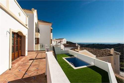 # 9015358 - £462,596 - 3 Bed Villa, Benahavis, Malaga, Andalucia, Spain