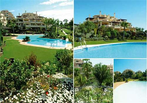 # 9036664 - From £273,380 to £312,210 - 2 Bed New Apartment, Benahavis, Malaga, Andalucia, Spain