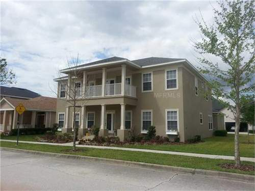 # 10208620 - £190,660 - 4 Bed Villa, Saint Cloud, Osceola County, Florida, USA