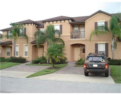 # 6712432 - £70,570 - 3 Bed Townhouse, Davenport, Polk County, Florida, USA
