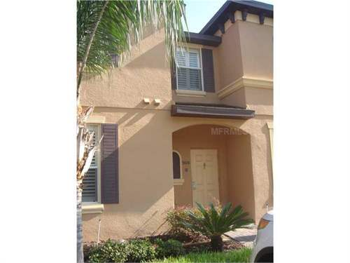 # 6712438 - £67,660 - 4 Bed Townhouse, Davenport, Polk County, Florida, USA