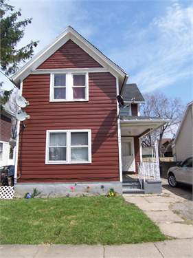 # 12247306 - £919,194 - 10 Bed Townhouse, Rochester, Monroe County, New York, USA