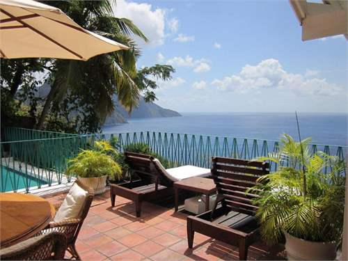 St Lucia Real Estate #7294820 - £1,116,696 - 7 Bed Villa