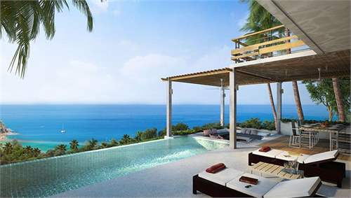 # 10721899 - From £231,808 to £369,139 - 3 - 4  Bed New Development, Koh Pha Ngan, Nakhon Si Thammarat, Thailand