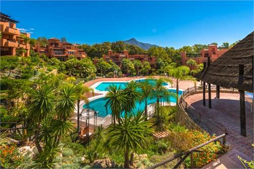 # 17968902 - From £217,373 to £319,880 - Flat, Marbella, Malaga, Andalucia, Spain
