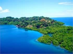 Isla Pastores, Panama