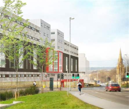 # 16776416 - £57,495 - 1 Bed Condo, Huddersfield, West Yorkshire, England, United Kingdom