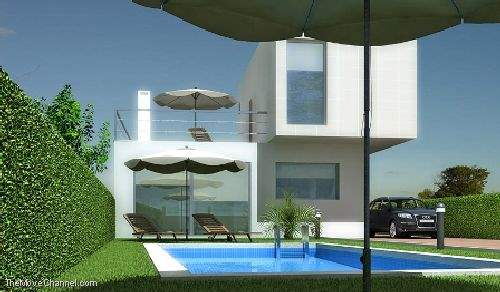 # 1351070 - £198,700 - 3 Bed House, Caldas da Rainha, Leiria region, Portugal