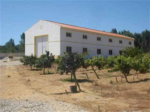 # 6909709 - £275,083 - 1 Bed Farmhouse, Alcoentre, Azambuja, Lisbon, Portugal