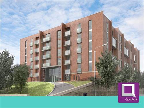 # 12448319 - £59,995 - 1 Bed Flat, Liverpool, Merseyside, England, United Kingdom