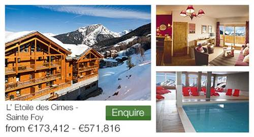 # 10165778 - £144,174 - 1 Bed Flat, Sainte-Foy-Tarentaise, Savoie, Rhone-Alpes, France