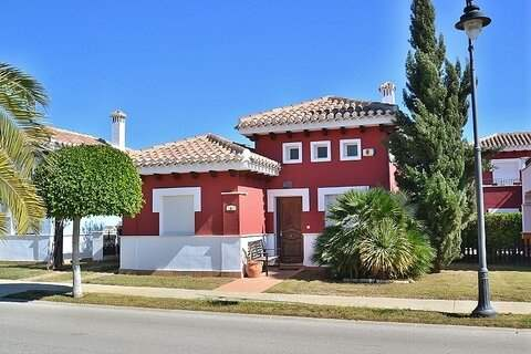 # 10015067 - £156,082 - 2 Bed Villa, Murcia, Province of Murcia, Region of Murcia, Spain