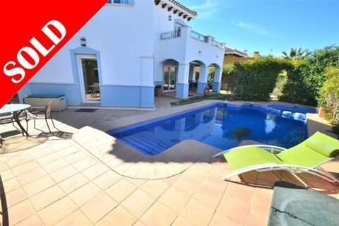 # 9929126 - £278,556 - 3 Bed Villa, Murcia, Province of Murcia, Region of Murcia, Spain