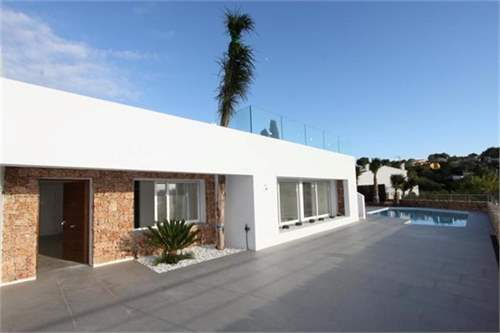# 9340261 - £466,840 - 3 Bed New House, Moraira, Province of Alicante, Valencian Community, Spain