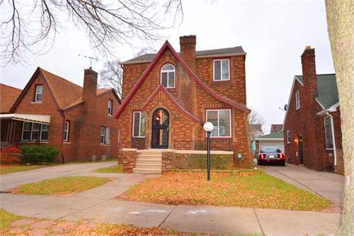 # 9588393 - £33,871 - 3 Bed Villa, Detroit, Wayne County, Michigan, USA