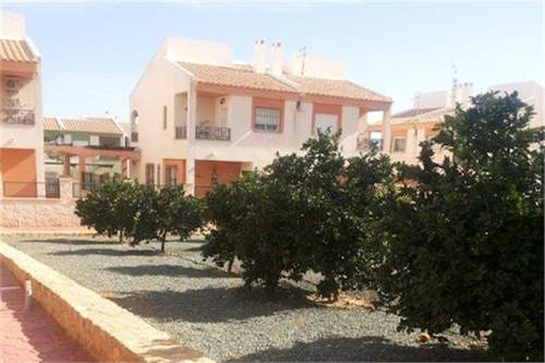 # 9755075 - £38,740 - 2 Bed Townhouse, Albox, Almeria, Andalucia, Spain