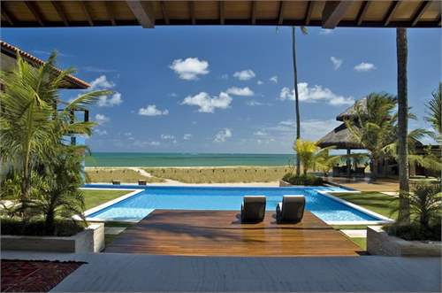 # 9798149 - £1,870,642 - 4 Bed Beach House, Tamandare, Pernambuco region, Brazil