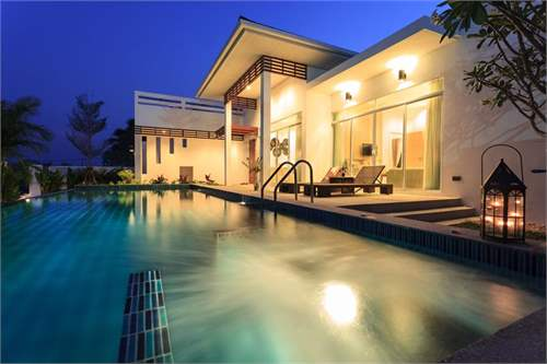 # 8877230 - From £80,428 to £169,140 - 2 - 3  Bed New Resort, Ban Khao Tao (1), Prachuap Khiri Khan, Thailand