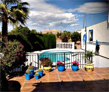 # 10023081 - £122,820 - 4 Bed House, San Javier, Province of Murcia, Region of Murcia, Spain