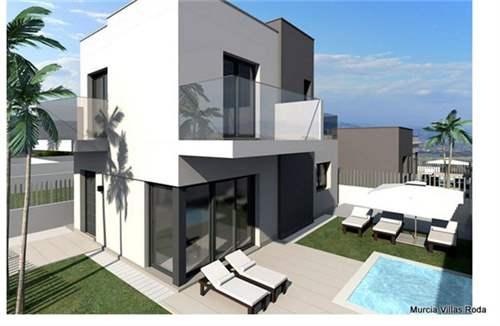 # 10245507 - From £167,646 to £197,790 - 3 Bed New House, Pilar de la Horadada, Province of Alicante, Valencian Community, Spain