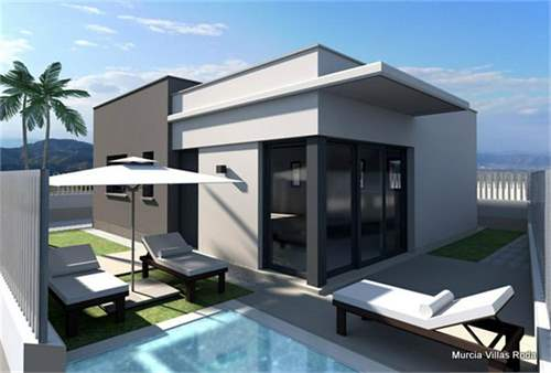 # 10245508 - From £135,229 to £159,100 - 2 Bed New House, Pilar de la Horadada, Province of Alicante, Valencian Community, Spain