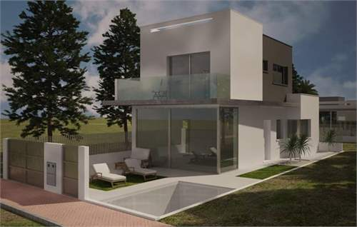 # 10245509 - £134,473 - 2 Bed New House, Santiago de la Ribera, Province of Murcia, Region of Murcia, Spain