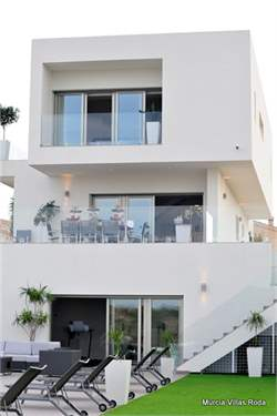 # 10506120 - From £414,950 to £453,370 - 4 Bed New House, Rojales, Province of Alicante, Valencian Community, Spain