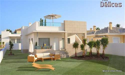 # 10520104 - £394,091 - 3 Bed New House, Rojales, Province of Alicante, Valencian Community, Spain