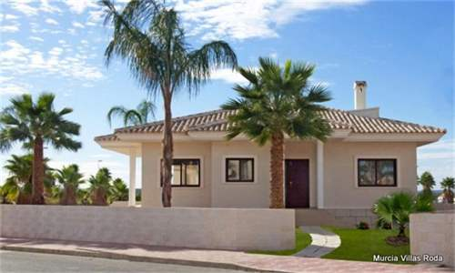 # 10520105 - From £372,625 to £410,300 - 3 - 4  Bed New House, Rojales, Province of Alicante, Valencian Community, Spain