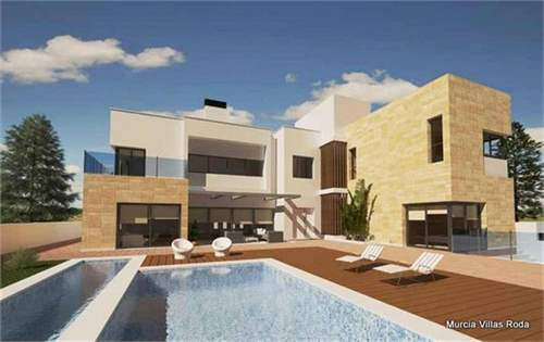 # 10617247 - £1,294,488 - 5 - 6  Bed New House, Torrevieja, Province of Alicante, Valencian Community, Spain
