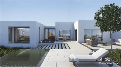 # 11533546 - From £554,680 to £661,650 - 3 Bed New House, Campoamor, Province of Alicante, Valencian Community, Spain