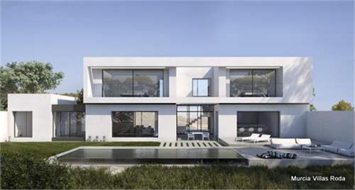 # 11533548 - From £887,206 to £1,014,518 - 4 Bed New House, Campoamor, Province of Alicante, Valencian Community, Spain