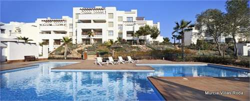 # 11585393 - £176,985 - 2 Bed Flat, Campoamor, Province of Alicante, Valencian Community, Spain