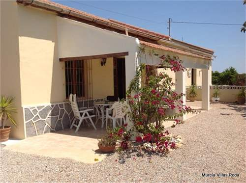# 11647725 - £284,620 - 5 Bed Finca, San Javier, Province of Murcia, Region of Murcia, Spain
