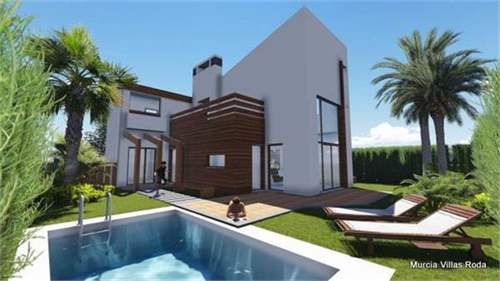 # 11902978 - £298,388 - 3 Bed New House, Roda, Province of Murcia, Region of Murcia, Spain