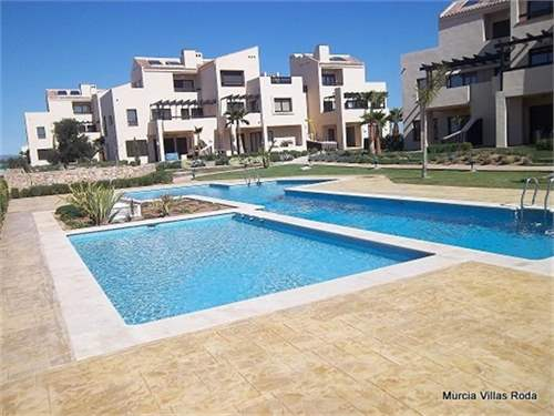 # 11902983 - £96,836 - 3 Bed Flat, Roda, Province of Murcia, Region of Murcia, Spain