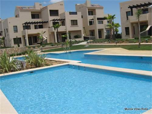 # 11902985 - £93,213 - 2 Bed Flat, Roda, Province of Murcia, Region of Murcia, Spain