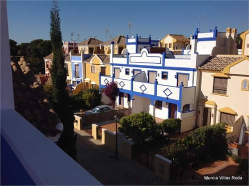 # 12236071 - £59,610 - 2 Bed Townhouse, Los Alcazares, Province of Murcia, Region of Murcia, Spain
