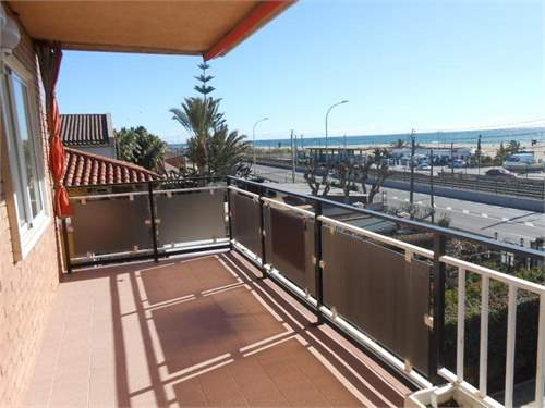 # 10342416 - £155,556 - 3 Bed Flat, Premia de Mar, Province of Barcelona, Catalonia, Spain