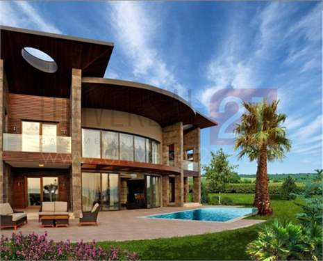 # 10604634 - £982,066 - 5 Bed Villa, Buyukcekmece, Istanbul, Turkey