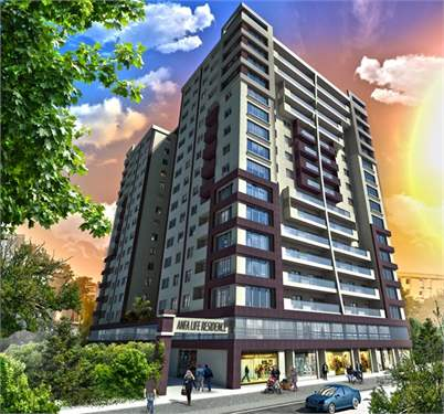 # 12882289 - £56,700 - 1 Bed Apartment, Istanbul, Turkey