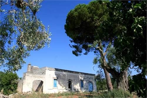 Typical Pugliese farmhouse,170sq.m,2hectars olive grove