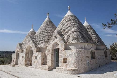 # 8465224 - £395,000 - Trulli, Ostuni, Brindisi, Puglia, Italy