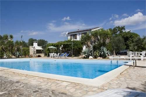 # 9225635 - £357,660 - 4 Bed Villa, San Pancrazio Salentino, Brindisi, Puglia, Italy