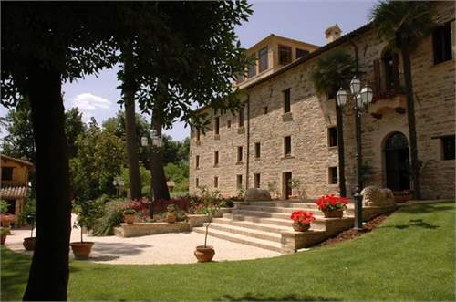 # 11582847 - £2,543,360 - 10 Bed Mansion, San Severino Marche, Macerata, Le Marche, Italy